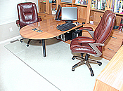 Large Office Chair Mats